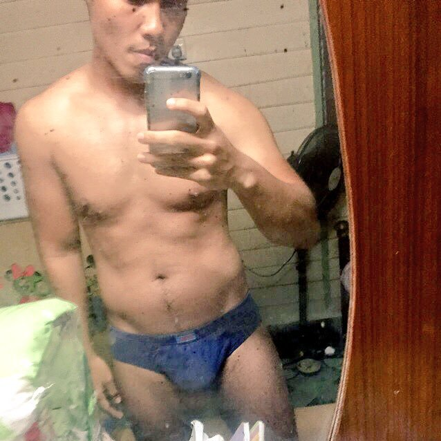 Male naked in kuching