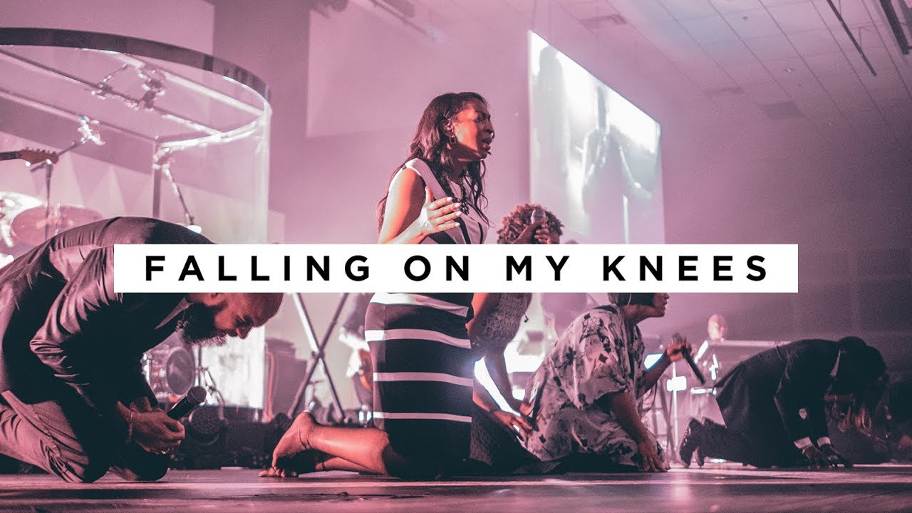 Hungry falling on my knees youtube