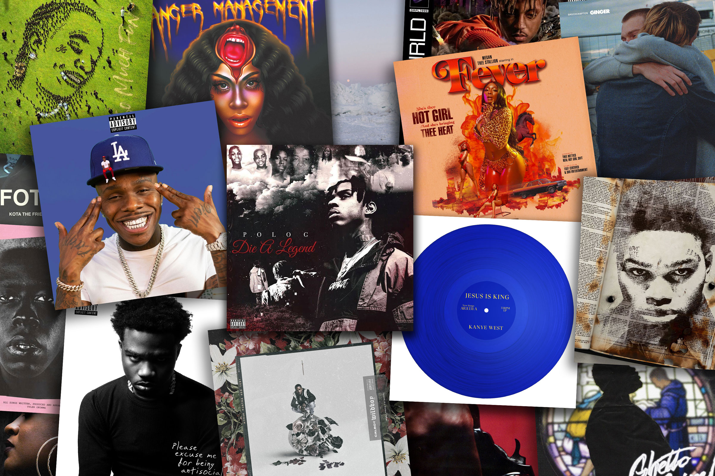 New music releases hip hop today