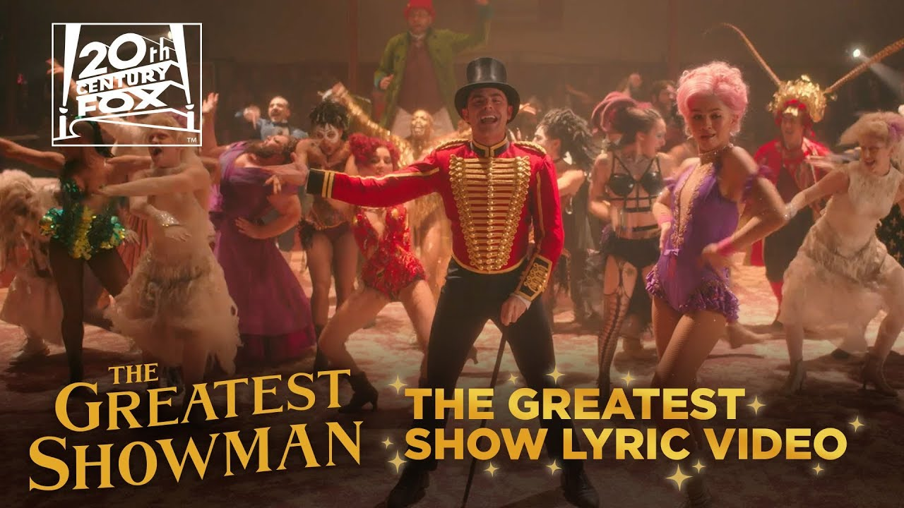 The greatest showman the greatest show