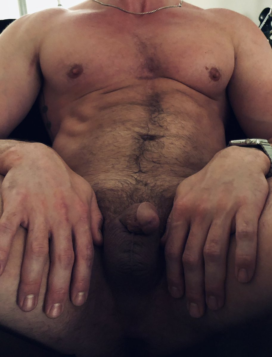 Muscle small dick