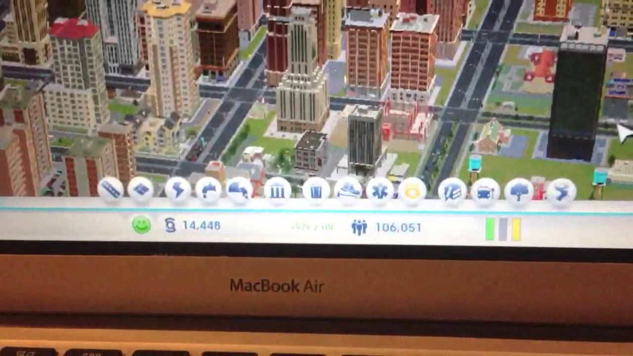 How to get sims on macbook air